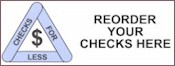Purchase Checks for Less